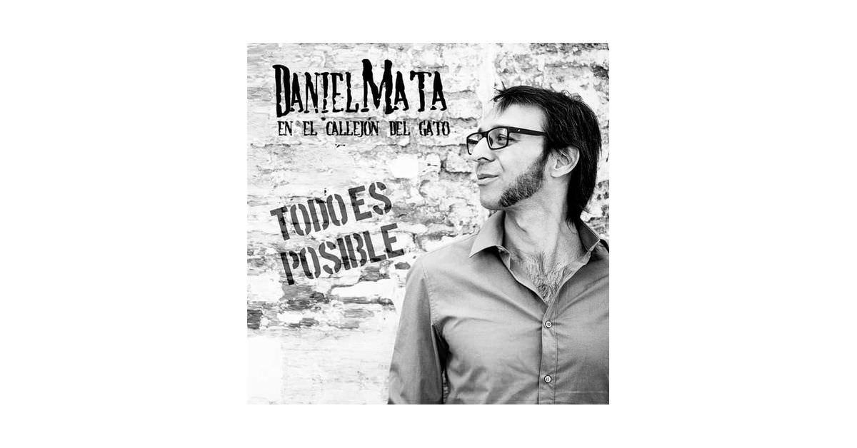Daniel Mata en el Callejón de Gato