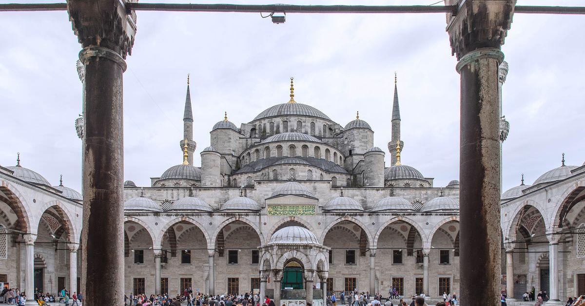 El tamaño sí importa (Estambul)