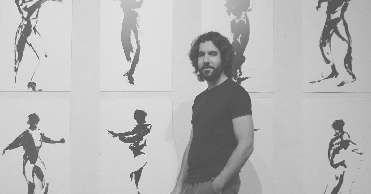 «Mi pintura es emoción» Entrevista a Patricio Hidalgo