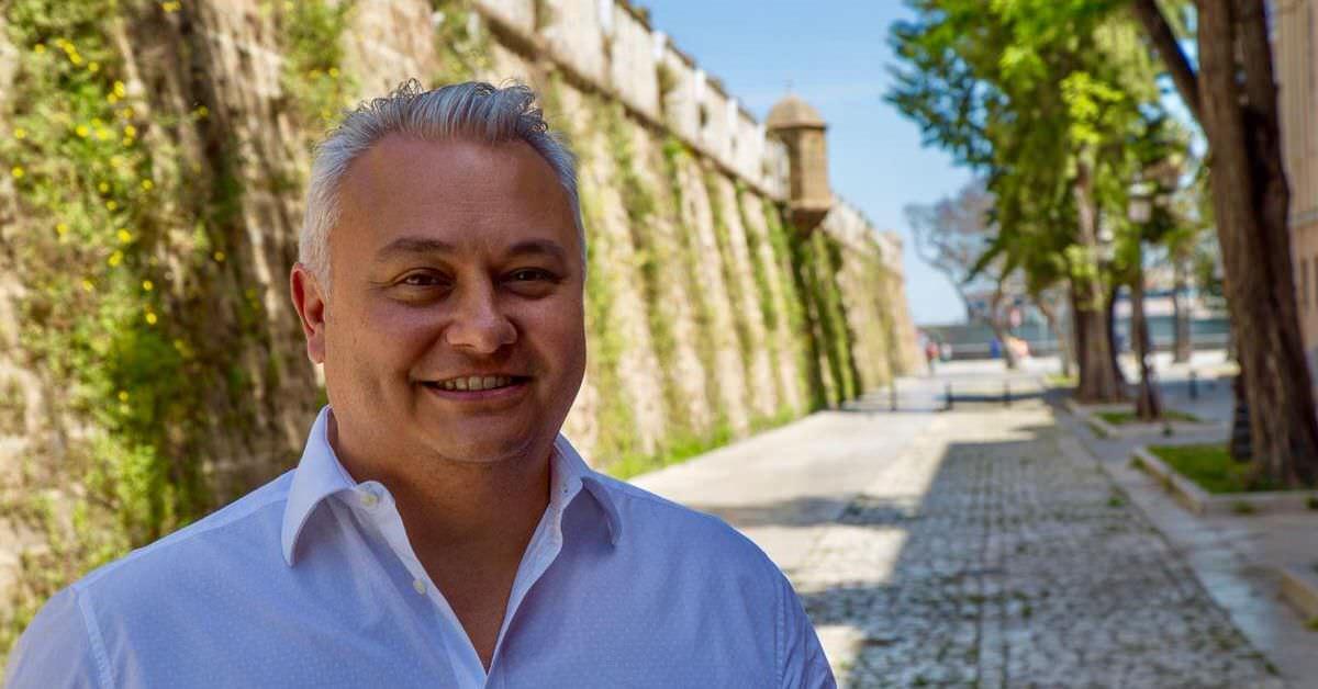Entrevista domingo villero candidato ciudadanos portada
