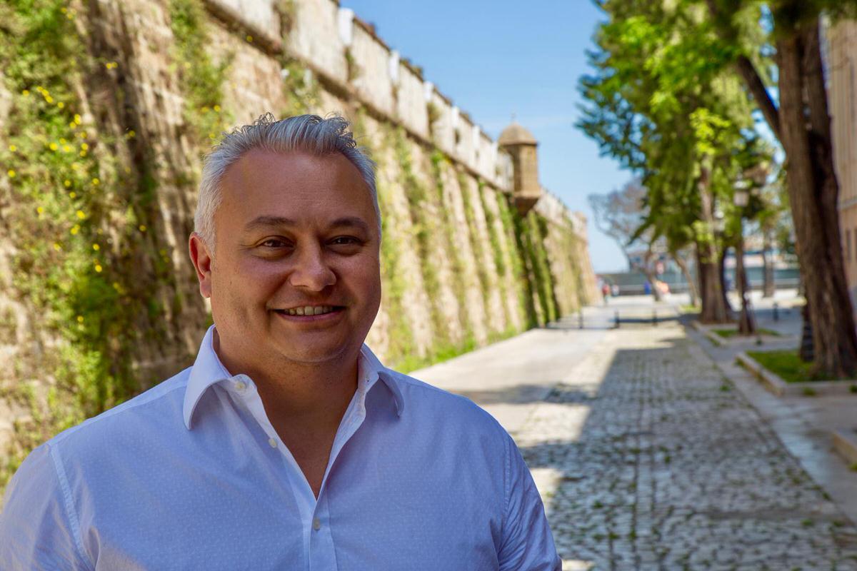 Entrevista domingo villero candidato ciudadanos