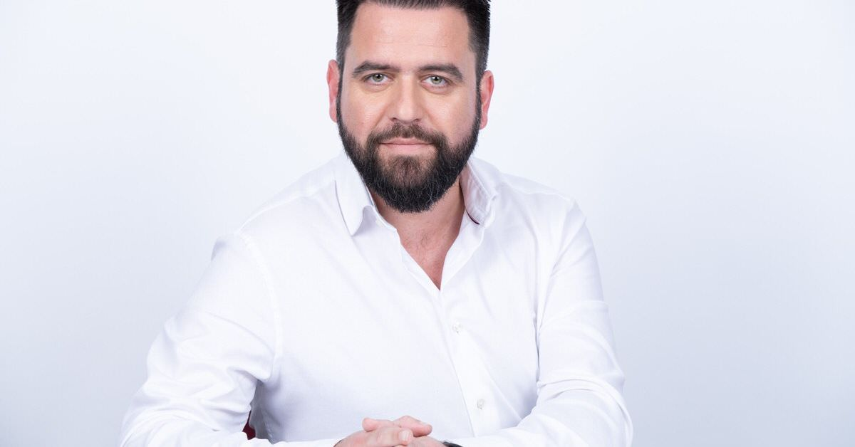 Entrevista fran gonzalez candidato psoe portada