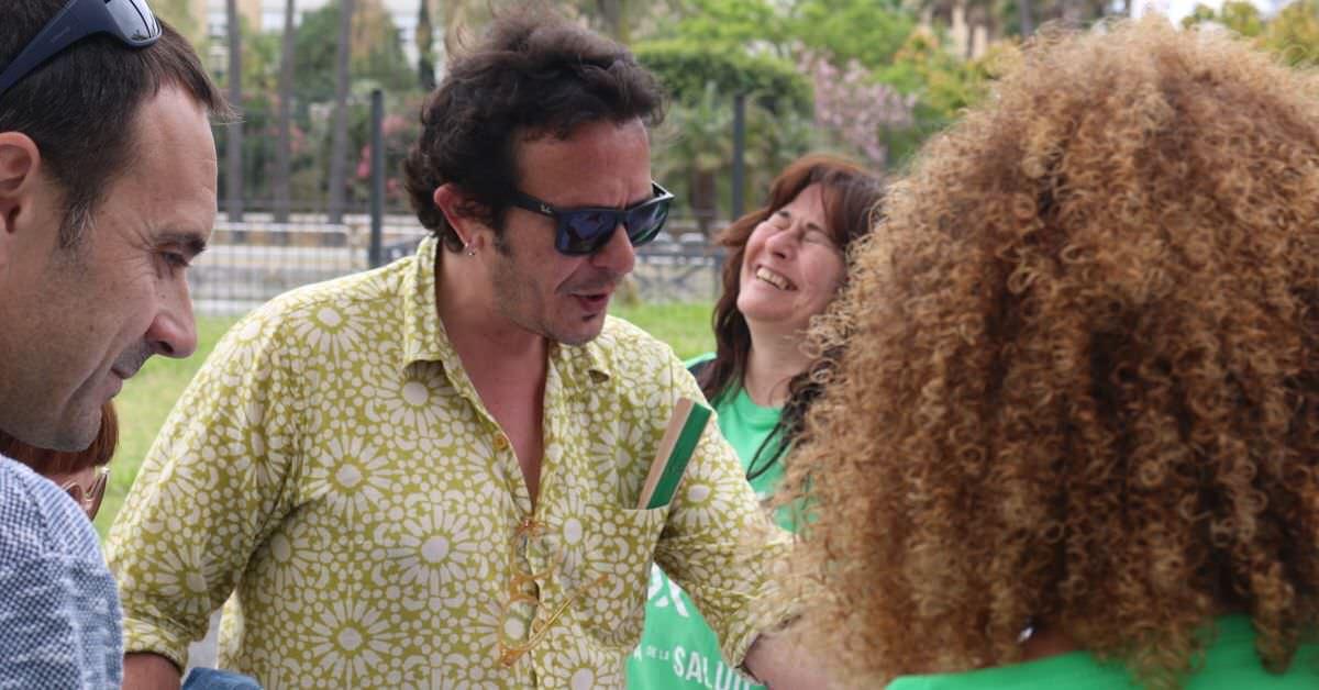 Entrevista José María González «Kichi» candidato Adelante Cádiz