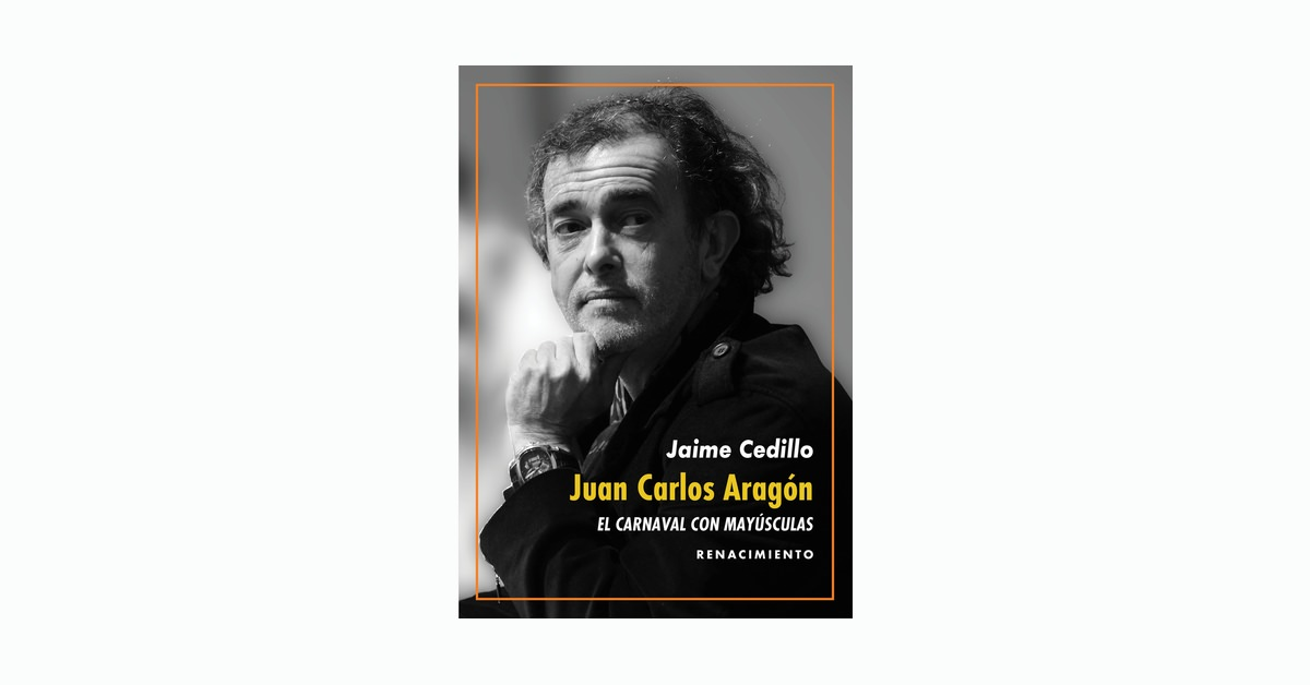 Juan carlos aragon el carnaval en mayusculas portada