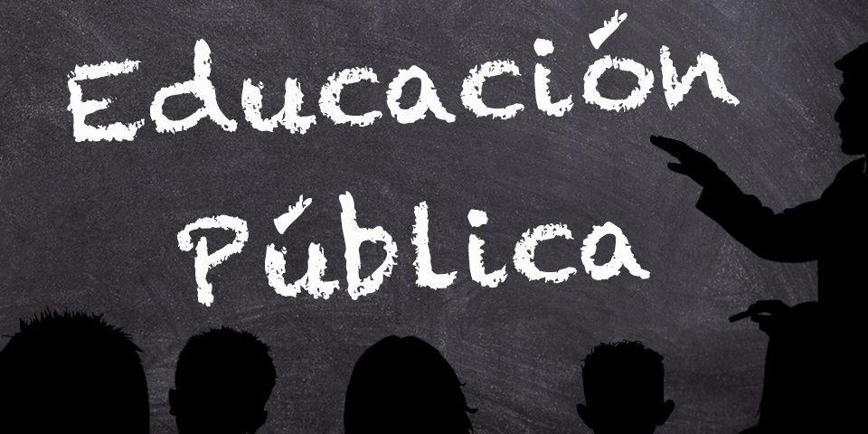 La escuela pública: historia de un desamor
