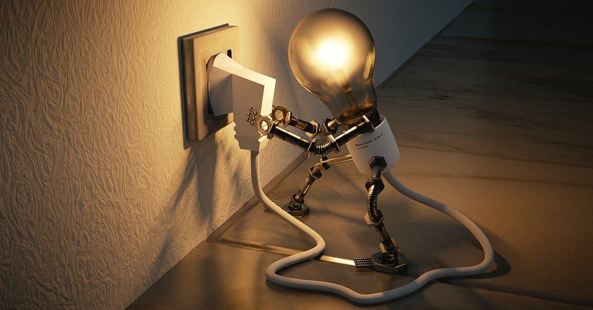 Las luces que nos consumen
