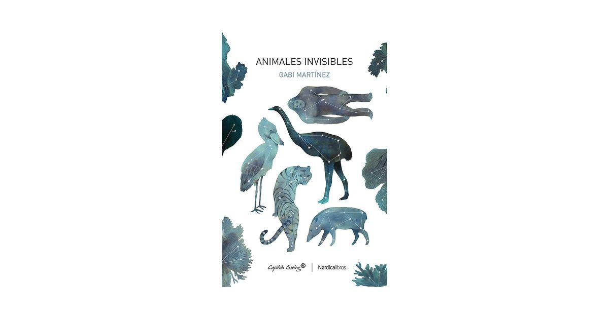 Los animales que nadie ve portada