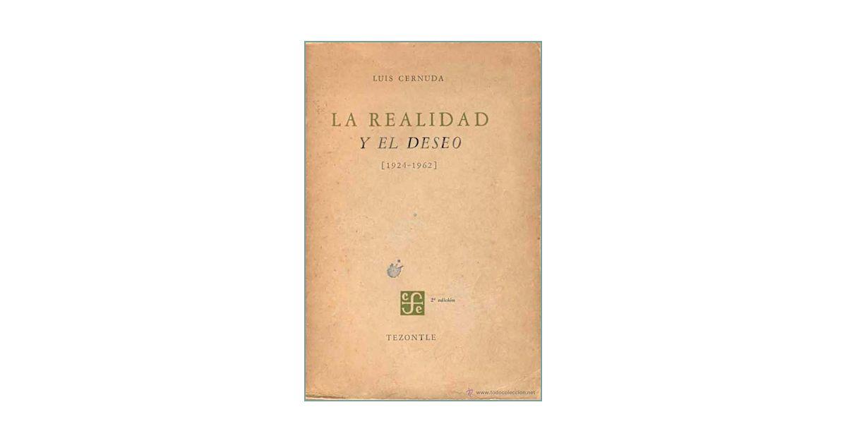 Luis Cernuda: ochenta años en una estación entre la realidad y el deseo