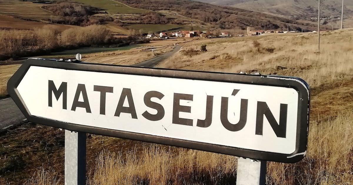 Matasejún, donde Soria limita con la provincia de Cádiz